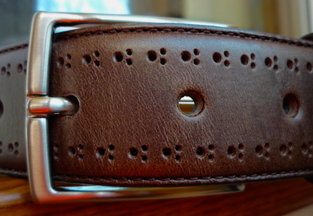 brogue belt1