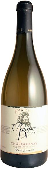 Бутылка Avarus Chardonnay