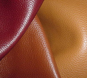 Chrome-tanned leather