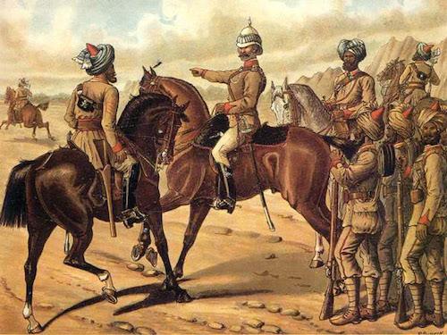 Khaki Army 2