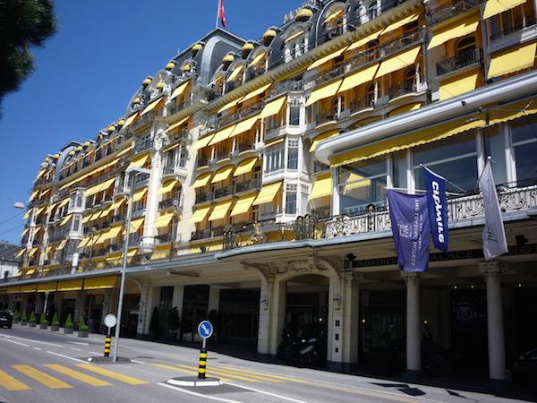 Отель Монтре Палас (1)