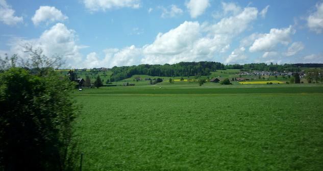 Сельская Швейцария