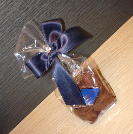Шоколадные конфеты Tchirren ручной работы