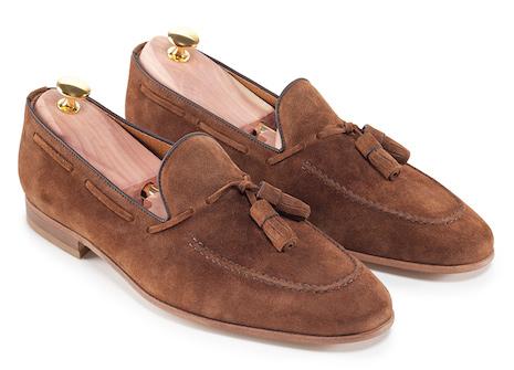 Paco Milan tassel loafers
