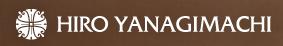 Логотип Hiro Yanagimachi