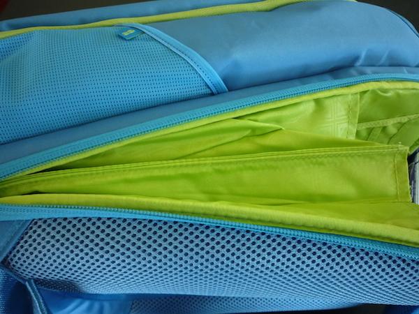 Рюкзак AG Sportbags - вид сбоку