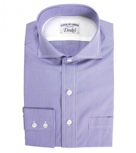 Drake's shirt (Cleeve of London)