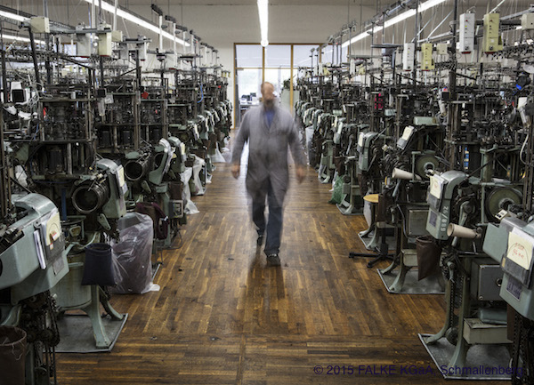 FALKE Production