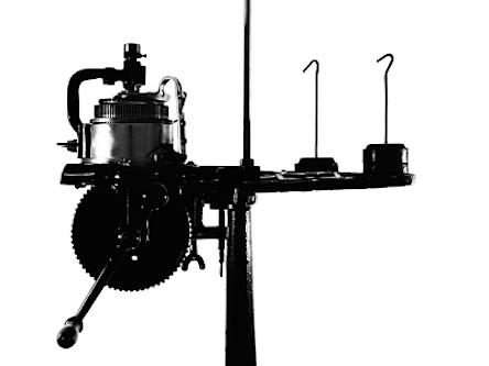 Grizwald machine