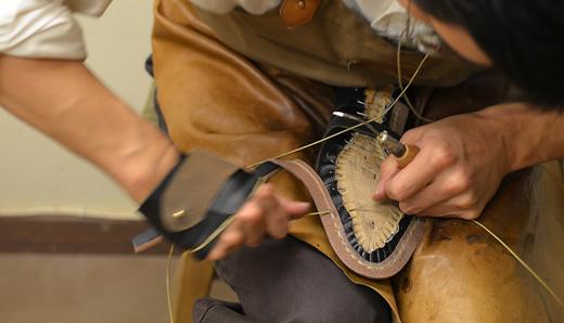 Hand-welting - Hiro Yanagimachi