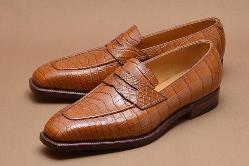 Hiro Yanagimachi loafers