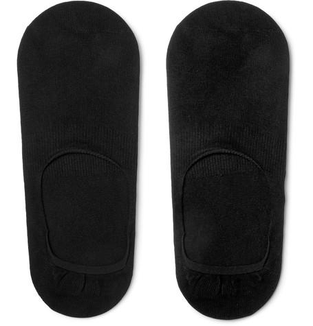 черные носки бренда Hugo Boss