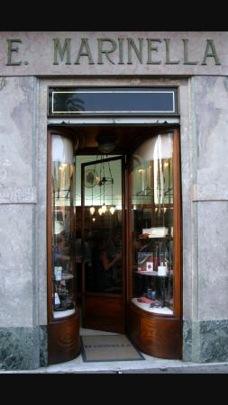 Marinella shop