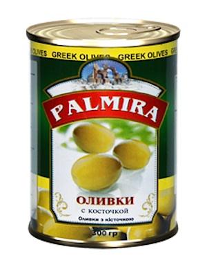 Оливки Palmira