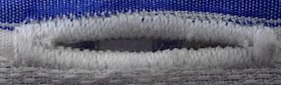Петля на рубашке ZARA (2)
