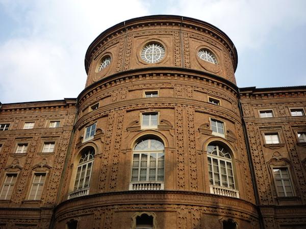 Палаццо Кариньяно в Турине