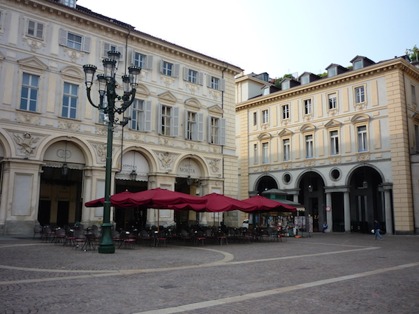 Piazza S Carlo