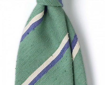 Shantung-silk-tie