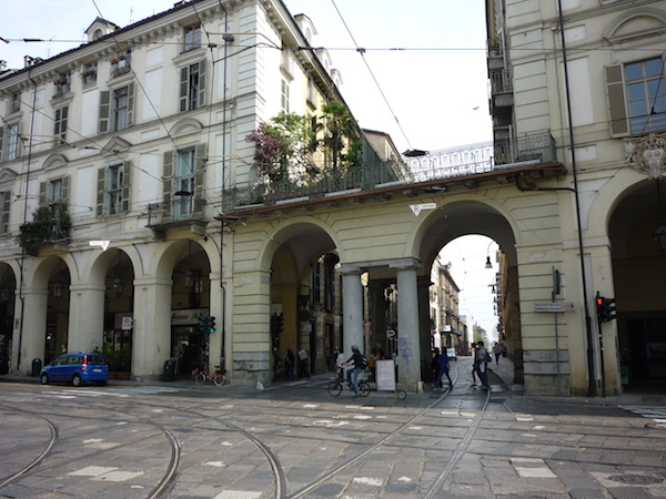 Torino arcades 1