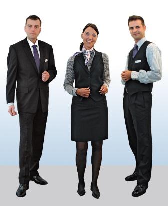Иллюстрация из дресс-кода UBS