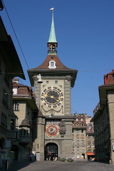 Zytglogge tower
