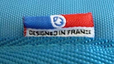 designed in France
