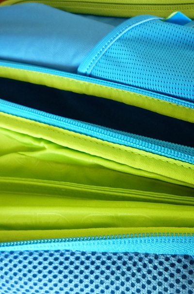 Ткани на рюкзаке AG Sportbags