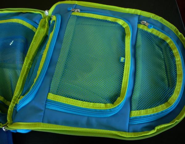 Основное отделение рюкзака