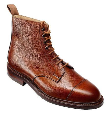 добротные классические ботинки