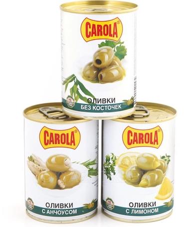 Carola oliva
