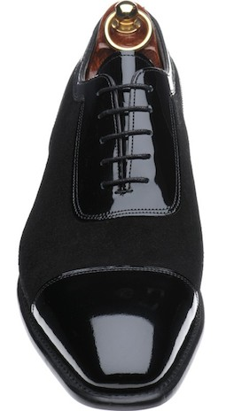 Herring Jive-Black Patent