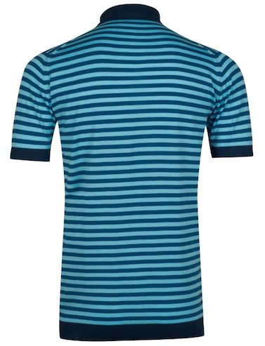 JSmedley polo striped