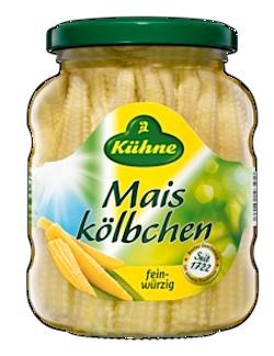 Kuhne Maiskolbchen