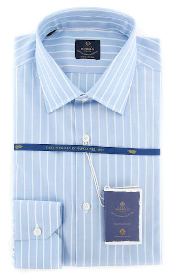 Luigi Borrelli shirt