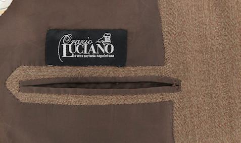 Orazio Luciano label