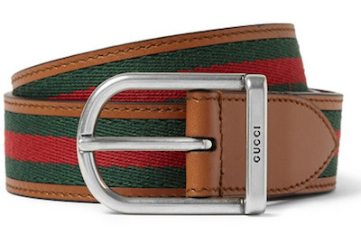 Gucci-striped