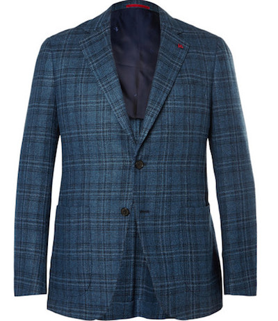 Isaia_jacket_checked