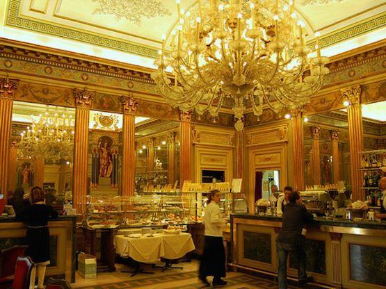 Caffe San Carlo interior