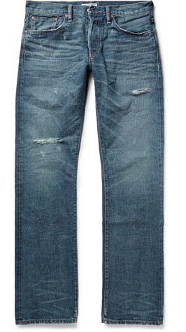 Distressed_jeans_Ron_Herman