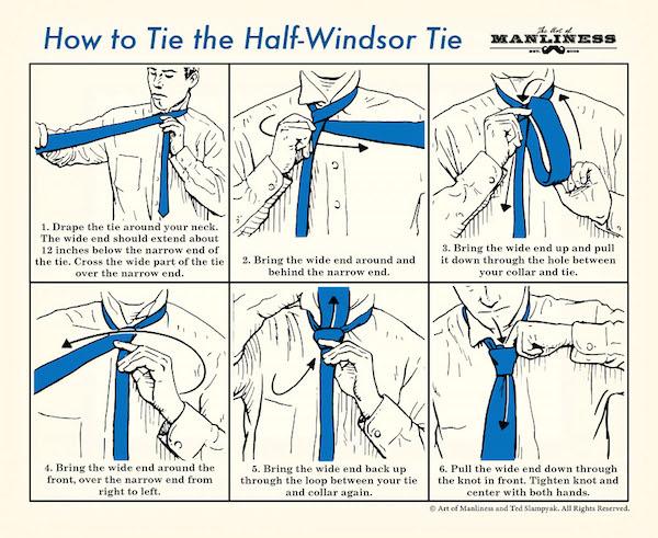 Half-Windsor
