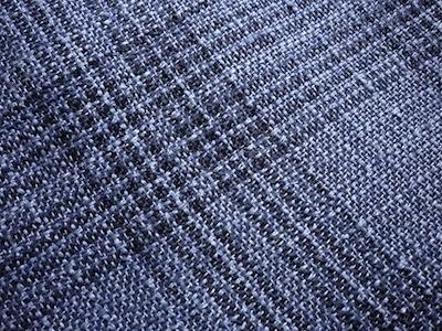 Шерсть и лен - ткань для пиджака