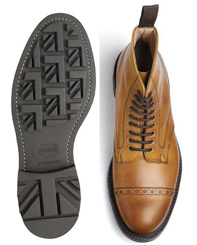 Cheaney BritGrip sole