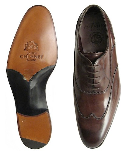 Cheaney Imperial - oak bark tanned sole