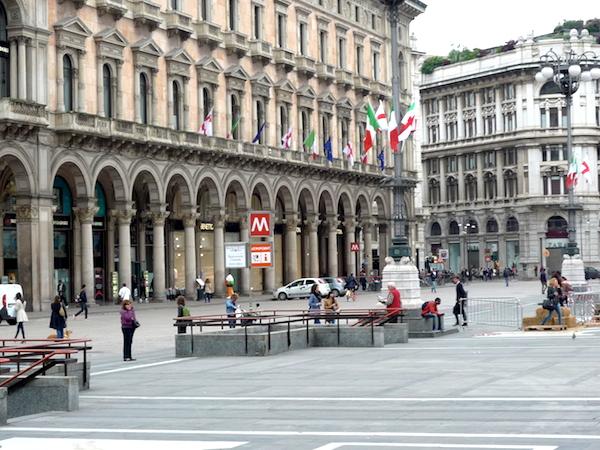 Duomo metro