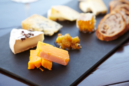 cheese-plate-bread