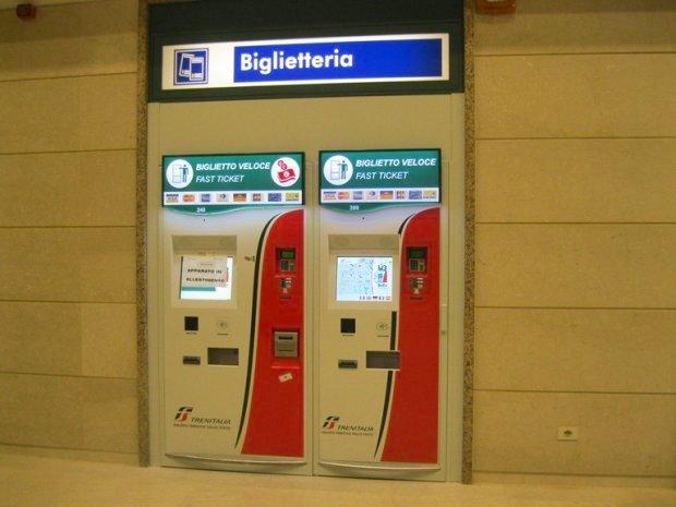 Biglietteria-Trenitalia