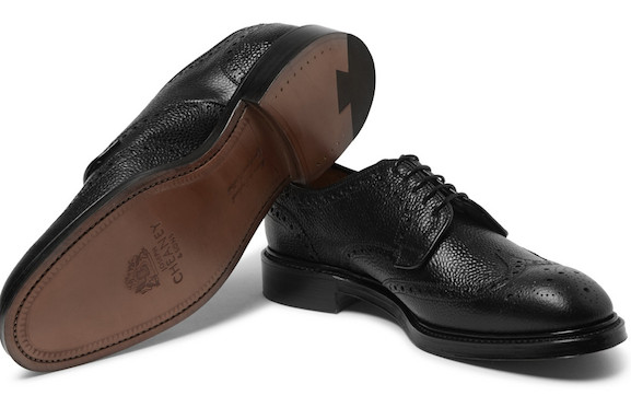 Cheaney_leather