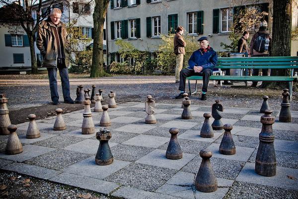 Lindenhof chess