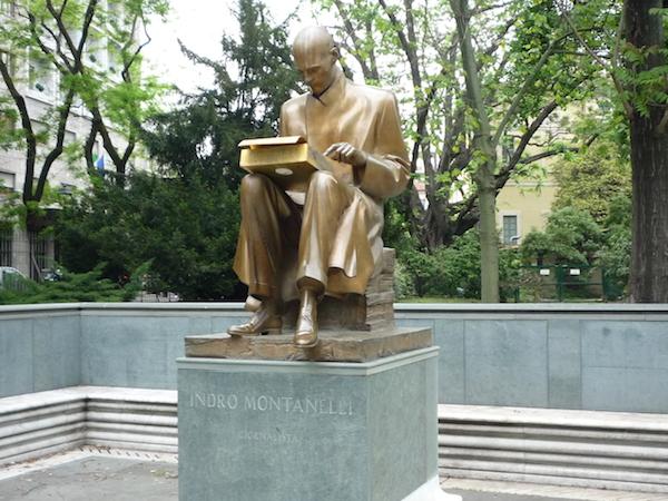 Monumento Indro Montanelli