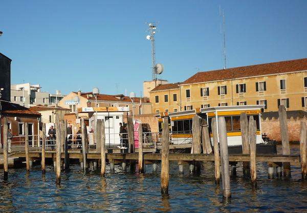Prichal-Venezia